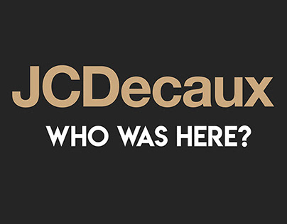 D&AD JCDecaux