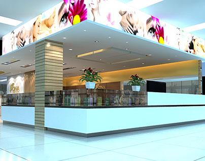DNA Laser Clinic Interior Design 2