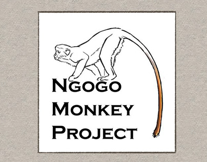 Logo for Ngogo Monkey Project