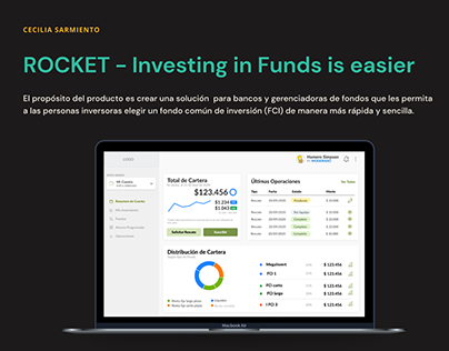 Rocket: investing in funds is easier