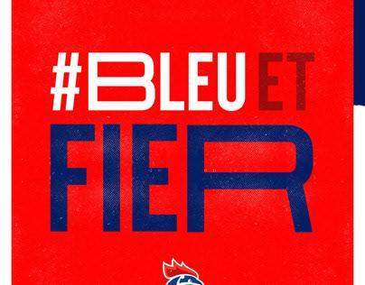 FFHB - Bleu et Fier