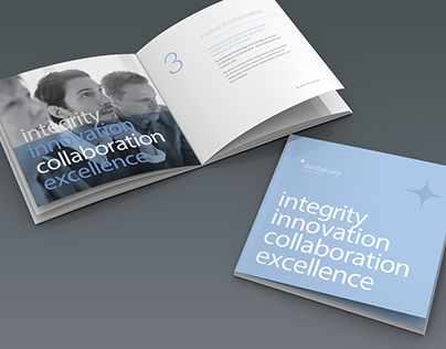 Dental Corp Strategy and Creative Direction