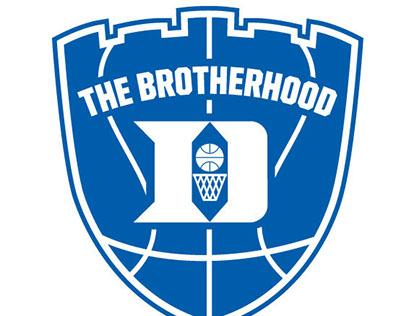The Brotherhood Duke Mens Basketball Branding On Behance