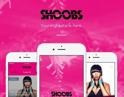 Shoobs - iOS App