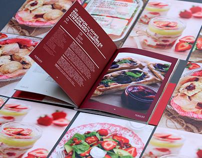 Driscoll Jubilee Strawberries Recipe Book