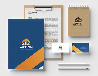 Aption - Identidade Visual