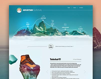 Mountain Survival