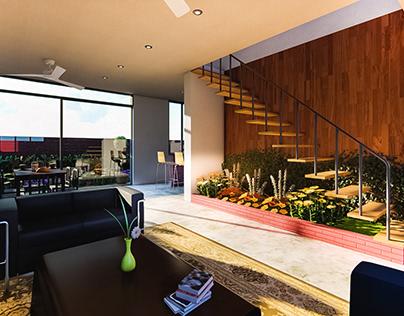 A Villa - Interior Design Project