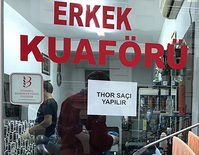 Thor: Ragnarok - Esnaf İlanları