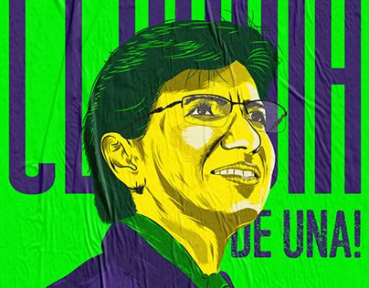 Propuesta Poster Claudia López