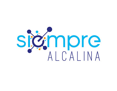 Siempre Alcalina Logotipo y Manual de Identidad