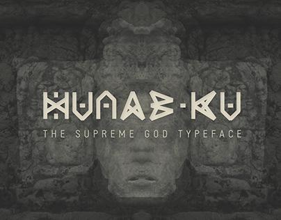 Hunab-Ku Typeface (Free Download)