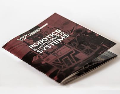 Robotics Brochure | Mechanical Engineering