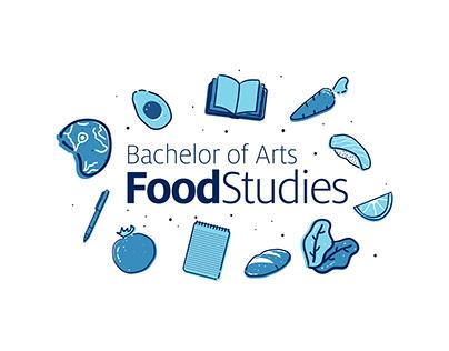 BA in Food Studies sticker idea