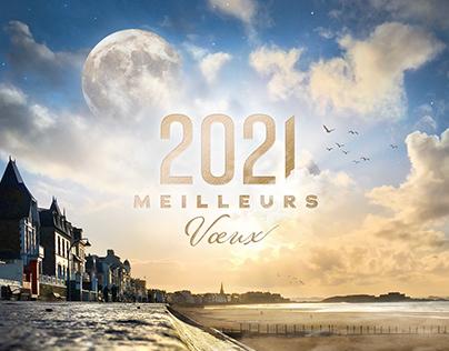 Axel Favry - Carte de vœux 2021