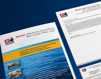 GMAPS Branding & Marketing Material