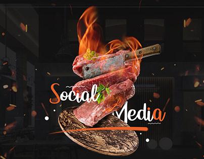 Resturant Social Media