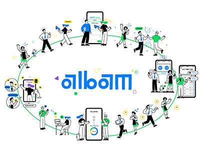 albam app user guide illust