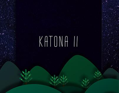 KATONA free font