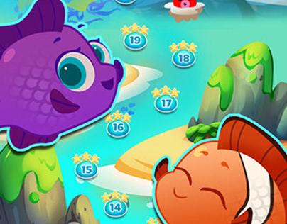 Storm 8- Fish Frenzy Mania