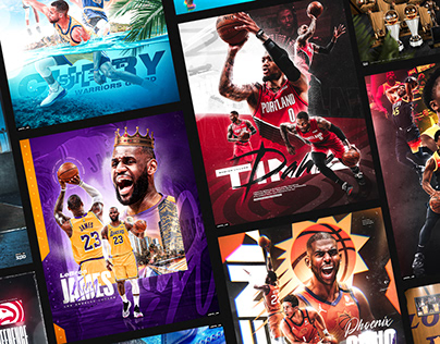 Sports design personal projects 2021