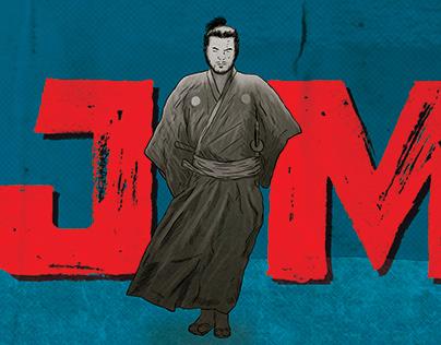Yojimbo Poster - Fanart