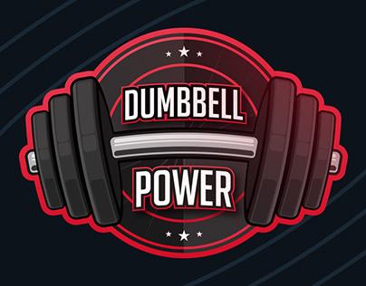 Dumbbell Power Logo