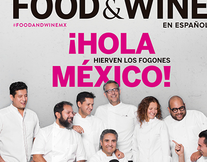 Cover Food & Wine en español