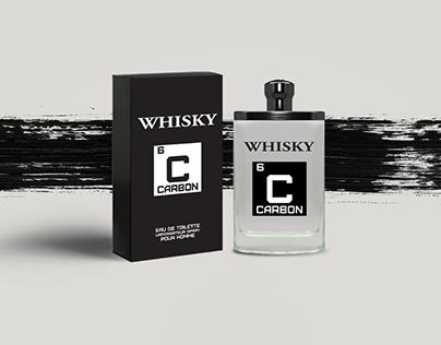 #WHISKY PREMIUM - Perfume Branding