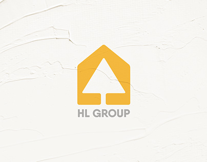 HL Group brand identity and logo redesign