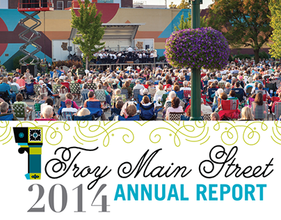 2014 Troy Main Street Annual Report
