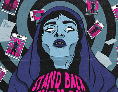 Pearl Jam Inspired Poster