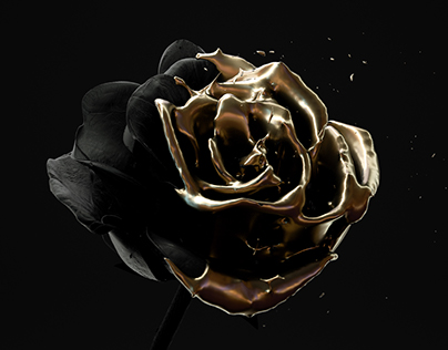 "Roses Are Dead – Vol. 4 ""Black and Gold"""
