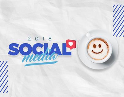 Social Media - 2018 Mix