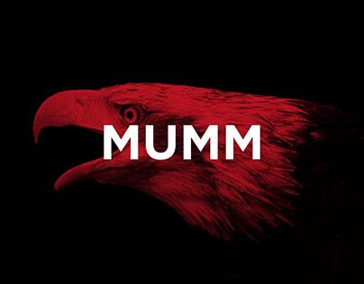 MUMM / Publicité