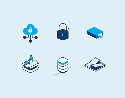 Balasys — UI Iconography (Concept)