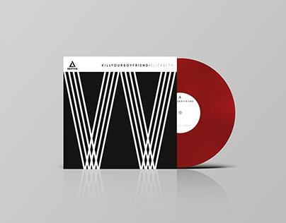 KILLYOURBOYFRIEND Graphic Cover / Sleeves Album