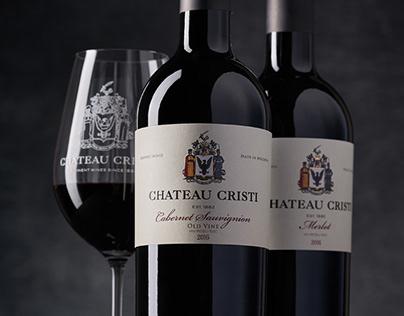 Chateau Cristi Social Media Photography