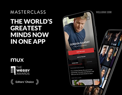 MasterClass - Learn from the very best