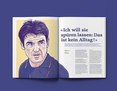ZWÖLF Fußballmagazin, Massimo Busacca