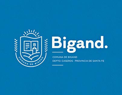 Comuna de Bigand