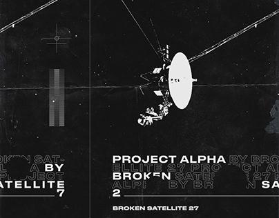 Project Alpha – Broken Satellite 27