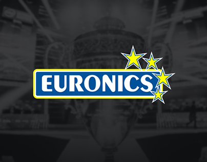 EURONICS Gaming website rebranding
