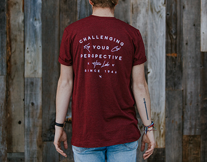 Challenging Your Perspective Tee