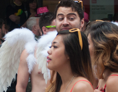 2015 SEATTLE PRIDE PARADE - part 1 of 2