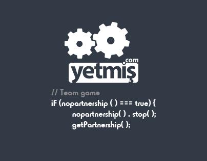 Yetmiş.com Partnerlik İlanları