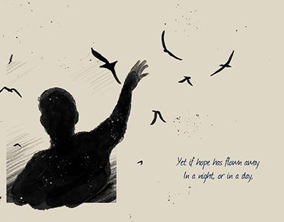 Graphic Novel - A Dream Within A Dream