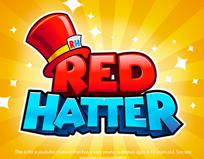 RedHatter channel rebrand