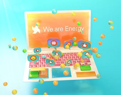 ENEL - We Are Energy - mashup
