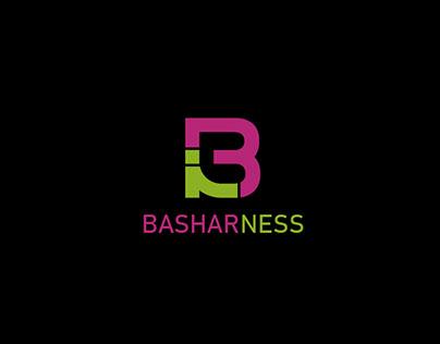 "Brand Guidelines ""Basharness"" Logo"